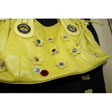 Дизайнерская женская сумочка - Звезды на песке