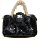 Дизайнерская женская сумочка - Косичка