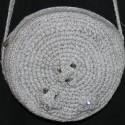 Дизайнерская женская сумочка - Луна