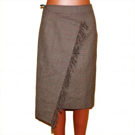 Интересная, нестадартная и удобная юбка р.44-46
