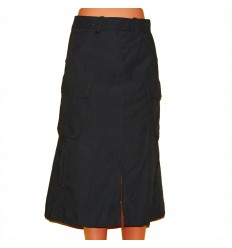 Легкая,практичная, с большим количеством карманов р.42 юбка