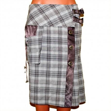 Необычная дизайнерская юбочка