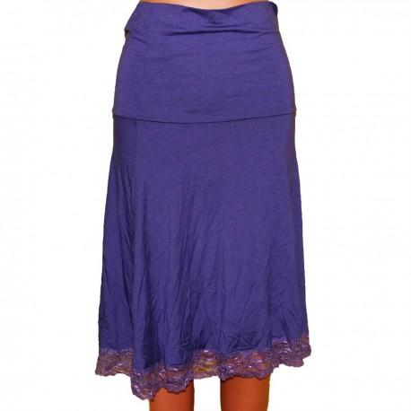 Удобная мягкая юбка из вискозы