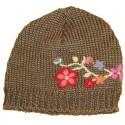 Детская шапка с вышивкой