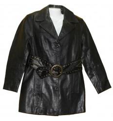 Куртка кожаная р.46-48
