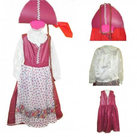 Карнавальный костюм боярыни