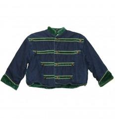 Дизайнерская детская курточка