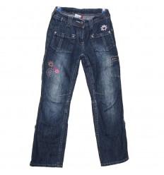Дизайнерские джинсы с украшением