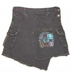 Дизайнерская оригинальная детская юбка
