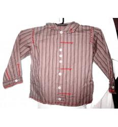 Дизайнерская рубашка для мальчика