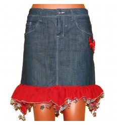 Дизайнерская оригинальная юбка