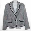 Дизайнерский пиджак р-р 52