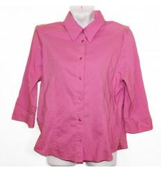 Блузка с лайкрой