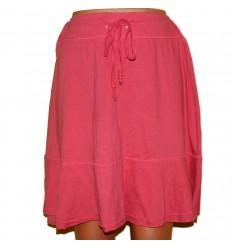 Красивая хлопковая юбка