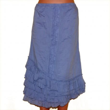 Очень легкая нежная хлопковая юбка